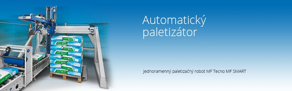 Automatický paletizátor MF Smart