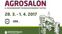 Agrosalón Nitra 2017