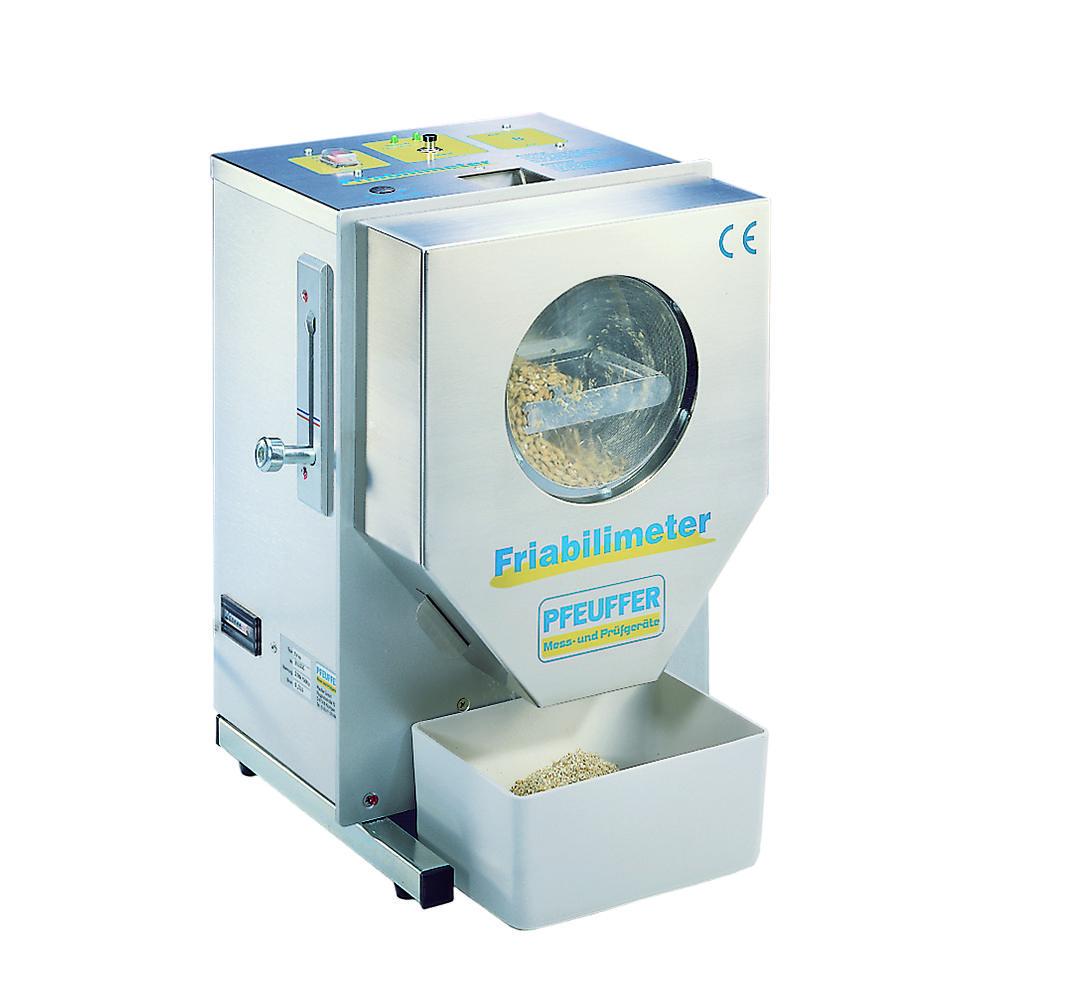Friabilimeter