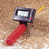 Tyč na meranie teploty pre obilie, osivá a zrniny